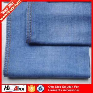 Made with Important Materials Yiwu Jean Fabric Roll pictures & photos