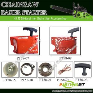 Komatsu Gasoline Chainsaw Part Spare Parts 42cc 52cc 58cc 4500 5200 5800 Starter Assy Easier Starteres
