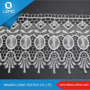 New Deaign Cheap Chemical Lace for Clothes pictures & photos
