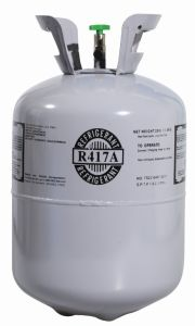 25lb Disposable Cylinder Refrigerant Gas R417A