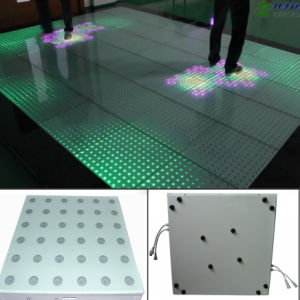 RGB Color LED Dance Floor for Wedding Party pictures & photos