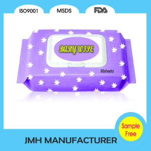New Promotion Soft Material Customized Packing Baby Skin Care Wet Tissue (BW005) pictures & photos