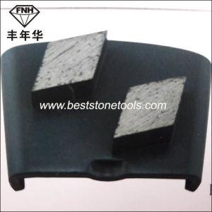 CD-35 Two Rhombus Seg Floor Pad