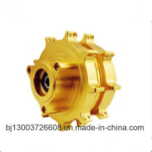 High Precision CNC Machining Brass Free Wheel Hubs Parts