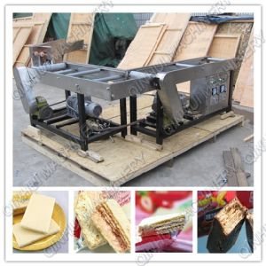 for Uzbekistan Gas Oven Fully Automatic Wafer Biscuit Production Line pictures & photos