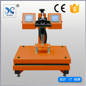 Dual Heating Platen Rosin Heat Press Machine pictures & photos