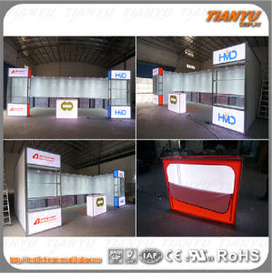 U Shape Illuminated Trade Show Booth pictures & photos