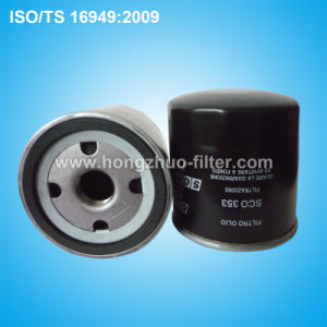 High Quality Oil Filter W714 4 pictures & photos
