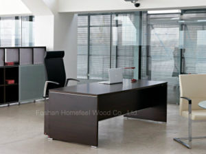 Simple Straight Office Executive Desk (HF-AO01) pictures & photos