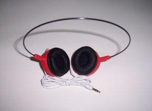 Stylish Wrap Around Headphone with Turnable Ear Cups