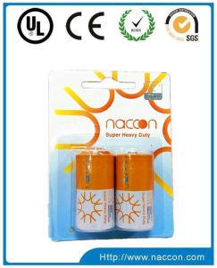 Naccon R14 C Carbon Zinc Battery pictures & photos