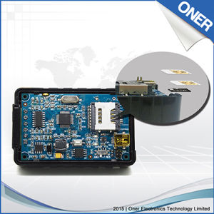 Mini GPS Car Tracker Oct800-D, Dual Simcards, One SD Card pictures & photos
