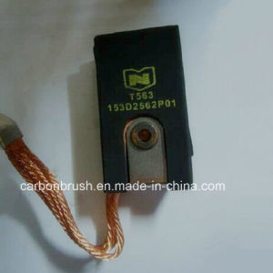 Looking For Electro Graphite Carbon Brush for DC Motors T563 pictures & photos