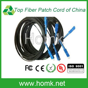 Sc Outdoor Waterproof Fiber Cable pictures & photos