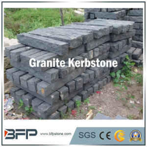 Cheap Granite Stone Kerbstone for Road/Driveway pictures & photos