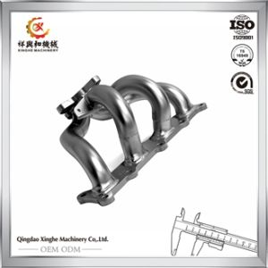 Forged Hydraulic Stainless Steel 316 3 Way Water Valve Manifold pictures & photos