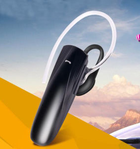 Stereo Wireless Bluetooth V4.1 Headset with DSP Intelligent Noise Reduction pictures & photos