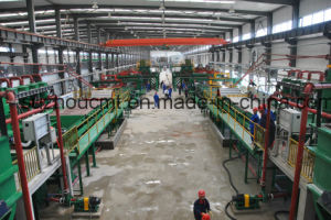Fiber Cement Board Equipment Silicate Calcium Board Production Line pictures & photos