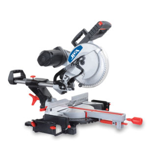255mm 10 Inch Laser Sliding Miter Saw with Belt Drive System