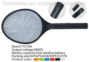 Battery Electric Mosquito Swatter C028 pictures & photos