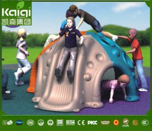Plastic Semicircle Climb Toys for Kids Children Outdoor Climbing with Slide pictures & photos
