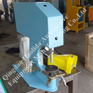 Air Driven Brake Lining Rivet Machine pictures & photos