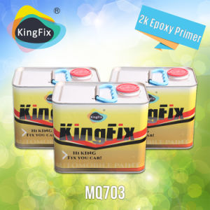 Kingfix New Best Product High Concentrated Auto Refinish Paint pictures & photos