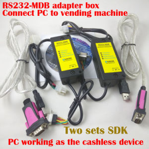 Connect Your PC to Vending Machine, Working as Payment Adapter pictures & photos