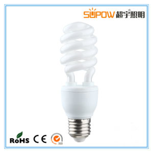 3W 5W Half Spiral Energy Saving Lamp CFL light T3 pictures & photos