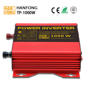 Car Power Inverter 1kw 12VDC to 220VAC for Sale (TP1000) pictures & photos