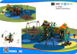 Kids Games Modern Outdoor Playground Equipment (YL-W006) pictures & photos