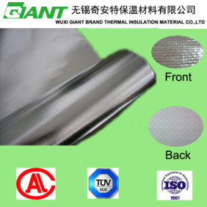 Sisalation Aluminum Insulation Film/Foil Laminated PE/PP Woven pictures & photos