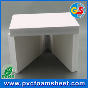 White PVC Celuka Sheet for Cabinet pictures & photos