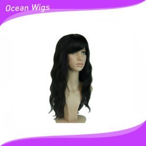 Longer Synthetic Hair Wig pictures & photos