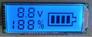 2.8 Inch (vertical) TFT LCD Module Part with 6 LED Backlight pictures & photos