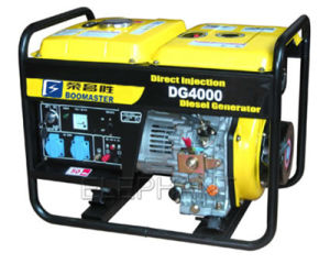 3.0kw Air Cooled Portable Diesel Generator pictures & photos