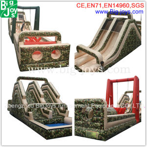 Top Quality Boot Camp Inflatable Obstacle Course (DJOB001) pictures & photos