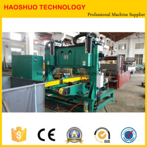 Embossment Spot Welding Machine for Corrugated Tank Production pictures & photos