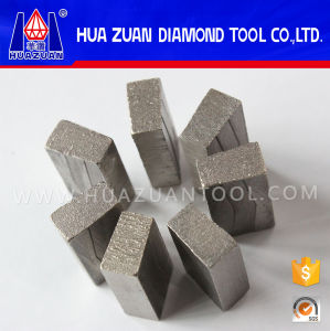 Diamond Sandwich Segment for Granite pictures & photos