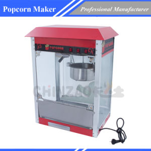 8oz Table Top Commercial Popcorn Maker Machine Popcorn Popper Machine pictures & photos