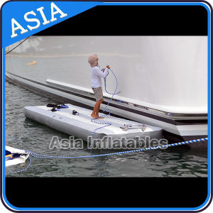Inflatable Platform for Boat / Inflatable Floating Platform / Inflatable Float Dock pictures & photos