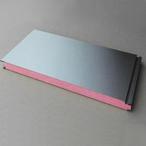 Fuda Extruded Polystyrene (XPS) Special Color Steel Sandwich Panel for Insulation Foam Boards