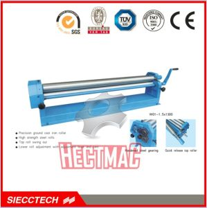 Siecc Metal Sheet Slip Roll Machine W01-1.5X1300 Series pictures & photos