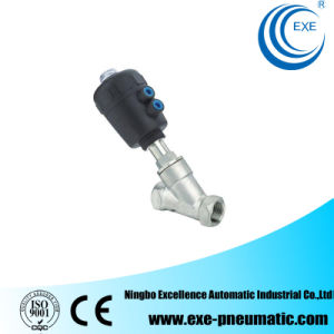 Exe Plastic Actuator Bevel Solenoid Valve Cp-15 pictures & photos