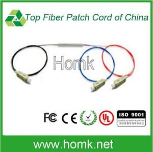 1 2 Sc Fiber Optic Splitter Pigtail pictures & photos