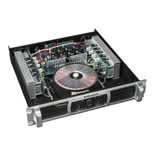 Professional Power Amplifier for KTV Show (GT 650, 650Wx2, 8ohms) pictures & photos