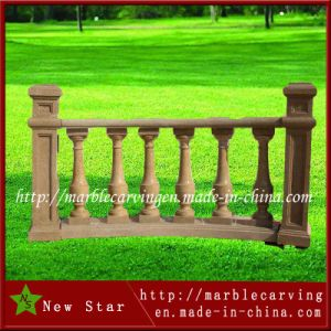 Classic Marble Carved Balustrades & Handrills for Porch pictures & photos