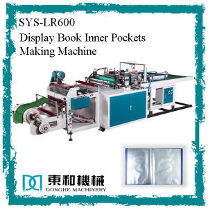 Display Book Inner Pocket Making Machine pictures & photos