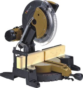 1350W 12 Inches Power Tools Electronic Miter Saw for Metal Cutting pictures & photos