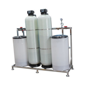 5000 Liter/Hour Automatic Water Softener with Duty / Standby pictures & photos
